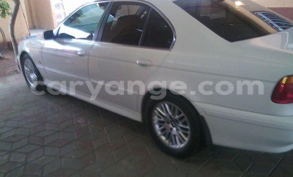 Buy Used BMW 5-Series White Car in Windhoek in Namibia