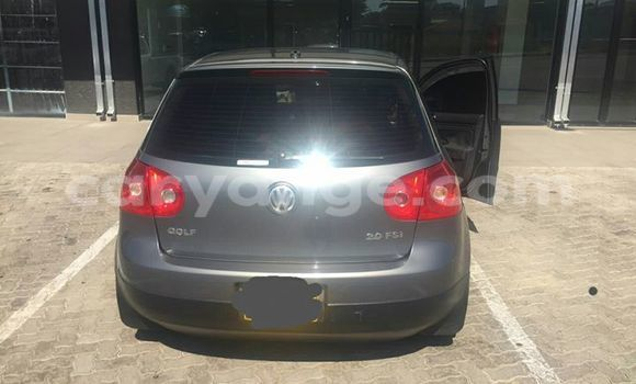 Buy Used Volkswagen Golf Black Car in Windhoek in Namibia