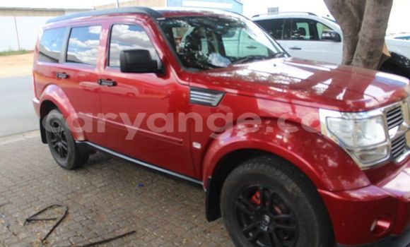 Buy Used Dodge Caliber Red Car in Windhoek in Namibia