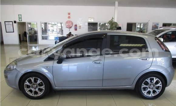 Buy Used Fiat Punto Silver Car in Windhoek in Namibia