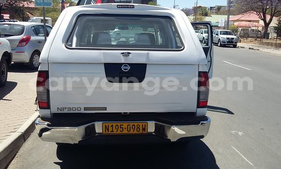 Buy Used Nissan Pickup Black Car in Windhoek in Namibia