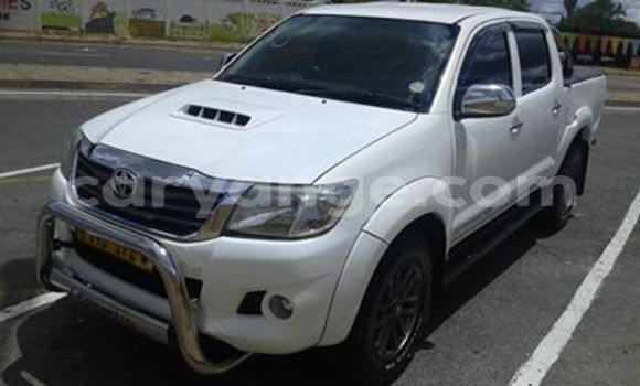 Buy Used Toyota Pickup Black Car in Windhoek in Namibia
