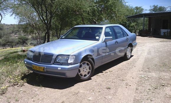 Buy Used Mercedes‒Benz S-Class Silver Car in Windhoek in Namibia