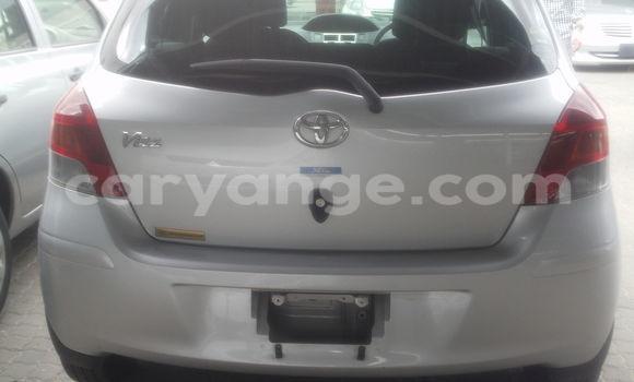 Buy Used Toyota Vitz Silver Car in Windhoek in Namibia