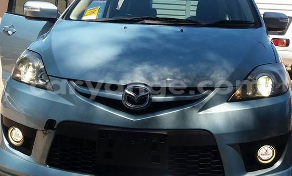Buy Used Mazda Premacy Blue Car in Windhoek in Namibia