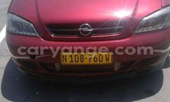 Buy Used Opel Astra Red Car in Windhoek in Namibia