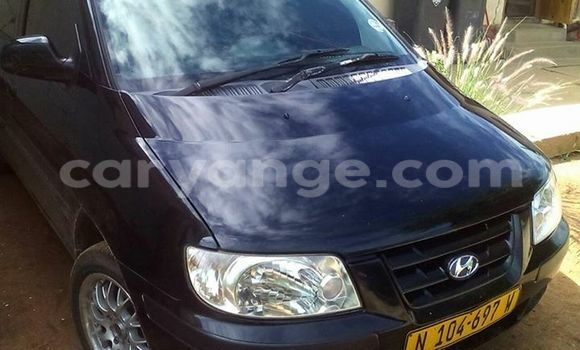 Buy Used Hyundai Matrix Blue Car in Windhoek in Namibia