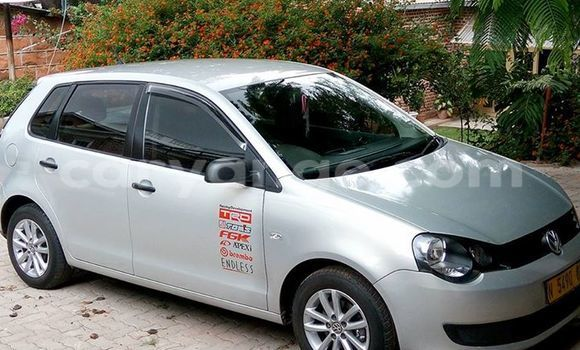 Buy Used Volkswagen Polo Silver Car in Windhoek in Namibia