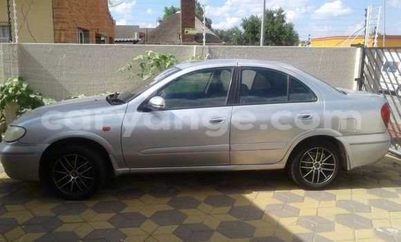 Buy Used Nissan Sunny Silver Car in Windhoek in Namibia