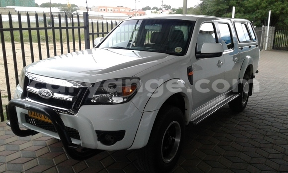 Buy New Ford Ranger White Car in Windhoek in Namibia