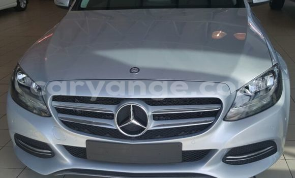 Buy Used Mercedes‒Benz C-Class Silver Car in Swakopmund in Namibia