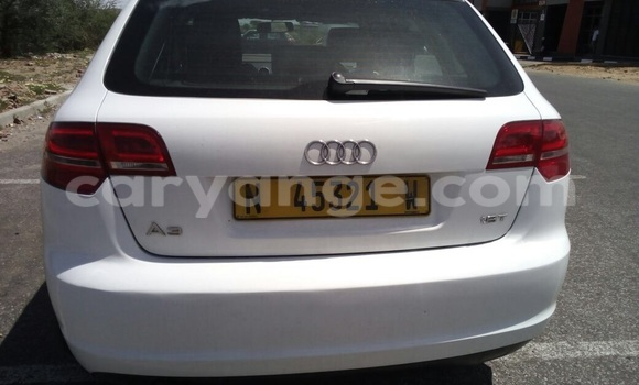 Buy New Audi A3 White Car in Oshakati in Namibia