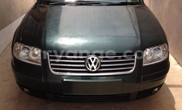 Buy Used Volkswagen Passat Green Car in Windhoek in Namibia