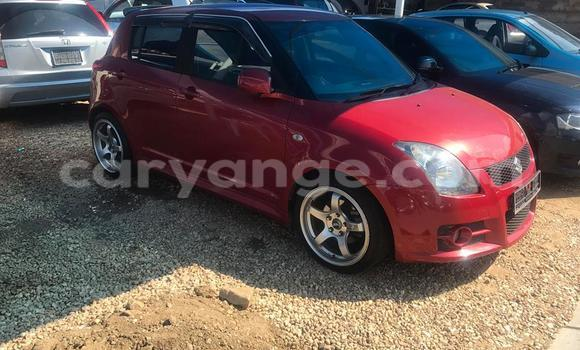 Buy Used Suzuki Swift Red Car in Windhoek in Namibia