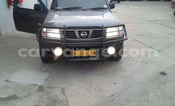 Buy Used Nissan Hardbody Black Car in Windhoek in Namibia
