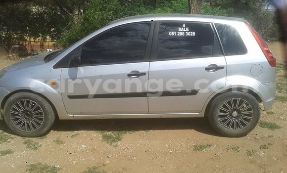 Buy Used Ford Fiesta Silver Car in Windhoek in Namibia