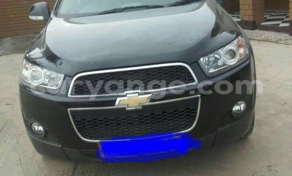 Buy Used Chevrolet Captiva Black Car in Windhoek in Namibia