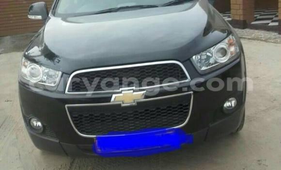 Buy Used Chevrolet Captiva Black Car in Windhoek in Namibia