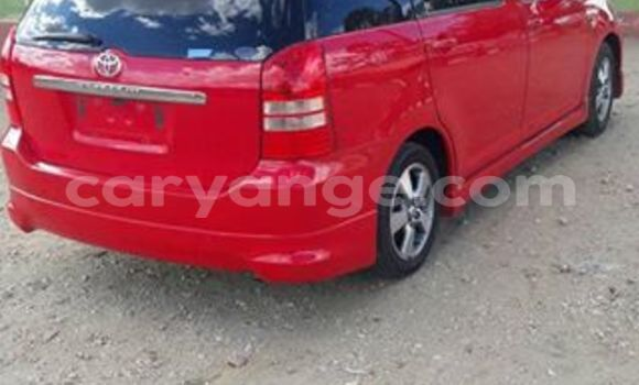 Buy Used Toyota Wish Red Car in Windhoek in Namibia