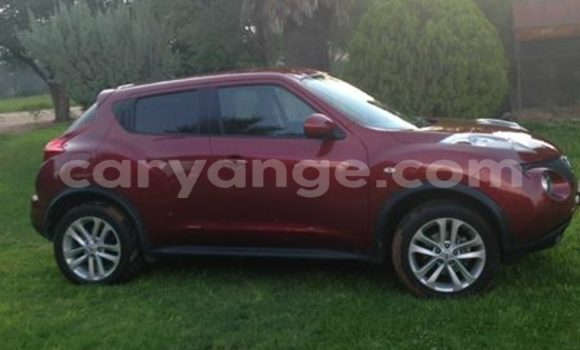 Buy Used Nissan Juke Red Car in Windhoek in Namibia