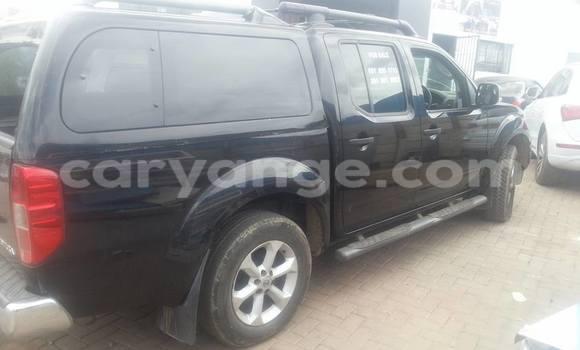 Buy Used Nissan Navara Black Car in Windhoek in Namibia