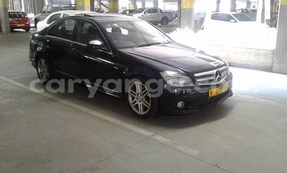 Buy Used Mercedes‒Benz C-Class Black Car in Windhoek in Namibia