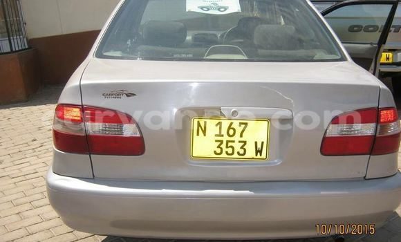 Buy Used Toyota Corolla Silver Car in Windhoek in Namibia