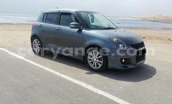 Buy Used Suzuki Swift Black Car in Windhoek in Namibia