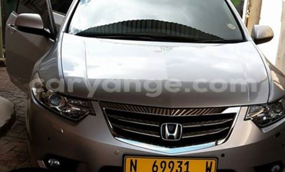 Buy Used Honda Accord Silver Car in Windhoek in Namibia