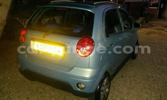 Buy Used Chevrolet Spark Blue Car in Windhoek in Namibia
