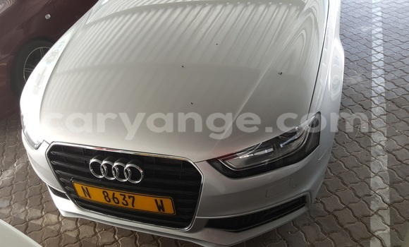 Buy Used Audi A4 Silver Car in Windhoek in Namibia
