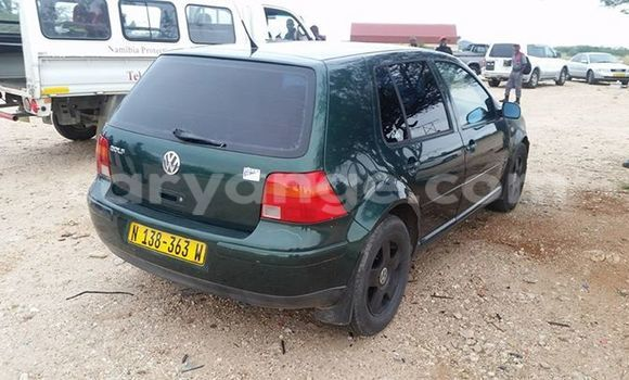 Buy Used Volkswagen Golf Green Car in Windhoek in Namibia