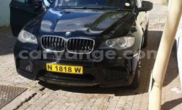 Buy Used BMW X6 Black Car in Windhoek in Namibia