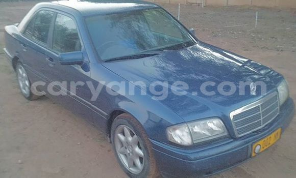 Buy Used Mercedes‒Benz C–Class Blue Car in Windhoek in Namibia