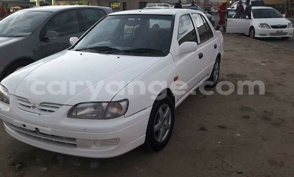 Buy Used Nissan Sentra White Car in Windhoek in Namibia