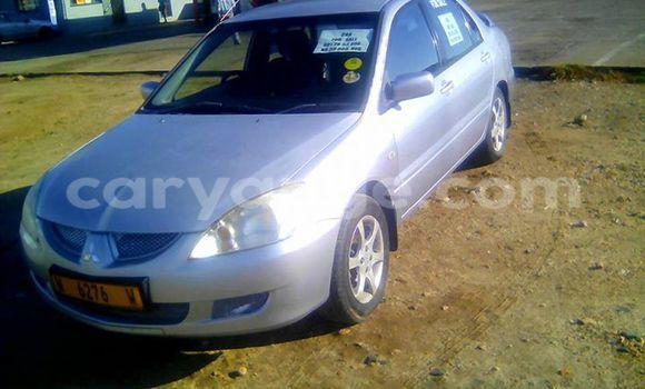 Buy Used Mitsubishi Lancer Silver Car in Windhoek in Namibia