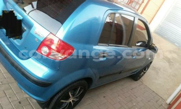Buy Used Hyundai Accent Blue Car in Windhoek in Namibia