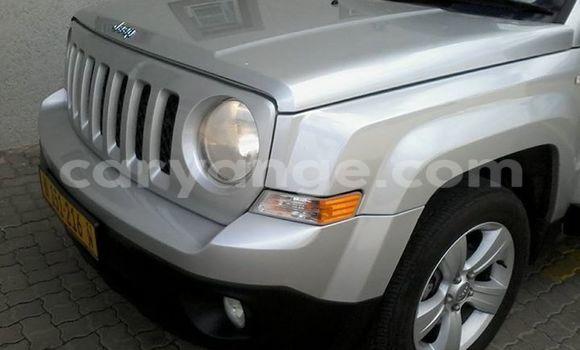 Buy Used Jeep Patriot Silver Car in Windhoek in Namibia