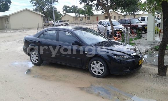 Buy Used Mazda 6 Black Car in Windhoek in Namibia