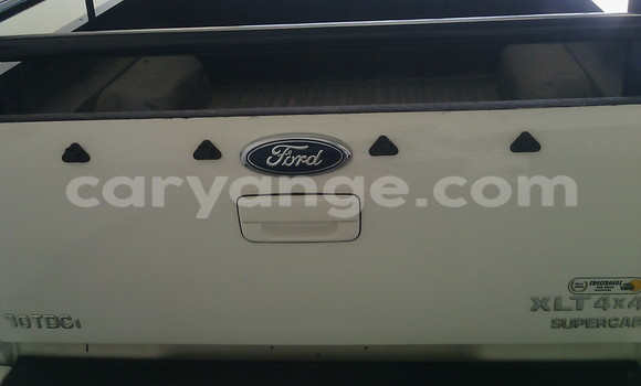 Buy Used Ford Ranger White Car in Swakopmund in Namibia