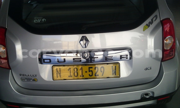 Buy New Renault Duster Silver Car in Swakopmund in Namibia