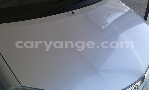 Buy New Toyota Yaris Silver Car in Swakopmund in Namibia