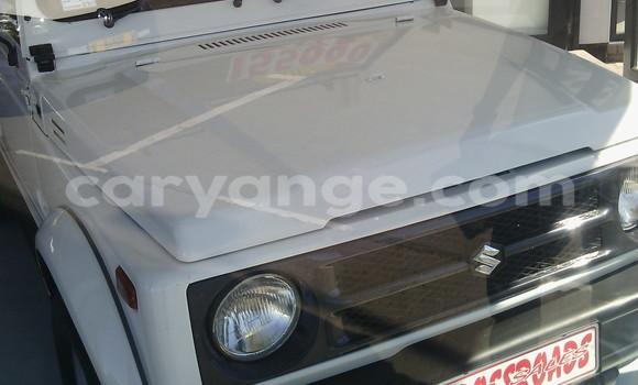 Buy New Suzuki Alto White Car in Swakopmund in Namibia