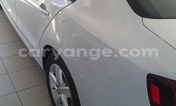 Buy New Volkswagen Polo White Car in Windhoek in Namibia