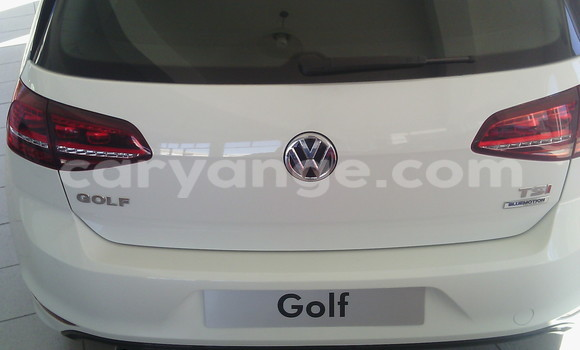 Buy New Volkswagen Golf Red Car in Swakopmund in Namibia