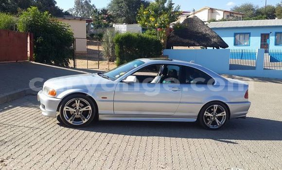 Buy Used BMW 3–Series Silver Car in Windhoek in Namibia