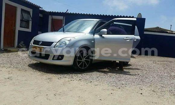 Buy Used Suzuki Swift Silver Car in Windhoek in Namibia