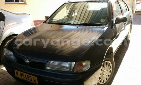 Buy Used Nissan Pulsar Black Car in Windhoek in Namibia