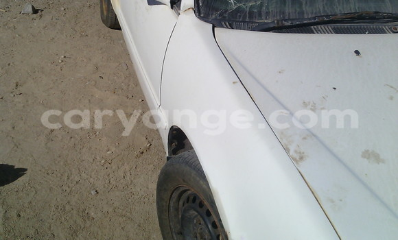 Buy Used Toyota Corolla White Car in Swakopmund in Namibia