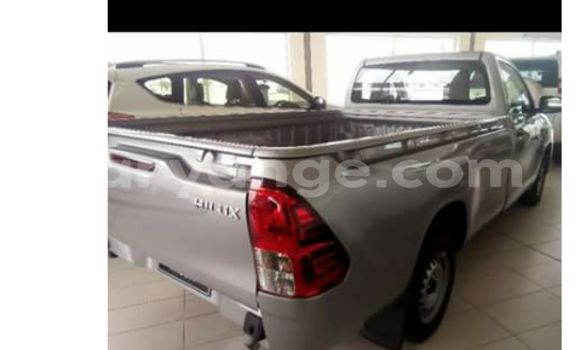 Buy New Toyota 4Runner Silver Car in Swakopmund in Namibia